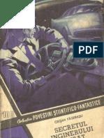 108 Crişan Făgeraşu (pseudonimul lui Sergiu Fărcăşan) - Secretul inginerului Muşat (1)