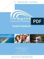 Student Handbook Imagine college