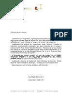 Informe de Avaluo Clinica