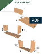 Istruzioni Montaggio Espositore Eco