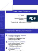 Fundamentals of Overcurrent Protection