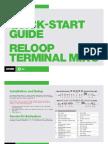 Serato DJ Reloop Terminal Mix 8 Quickstart Guide