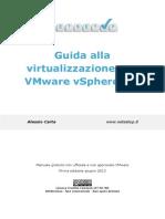 Guida Alla Virtualizzazione Con VMware VSphere 5.1