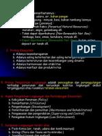 Klasifikasi SDA