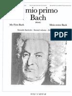 Il Mio Primo Bach Vol.2 E.pozzoli