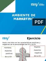 Sesion 3 - Ambiente de Marketing
