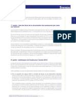 OSCP Rapport Annuel 2014 Synthese