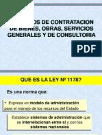 DS 181 Procesos de Contratación Enero13