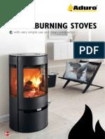 Aduro Stoves Brochure | Firecrest Stoves