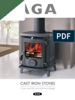 Aga Stoves Brochure | Firecrest Stoves