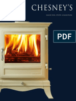 Chesney's Stoves Brochure | Firecrest Stoves