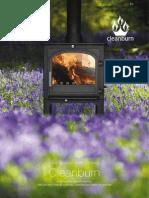 Cleanburn Stoves Brochure   Firecrest Stoves