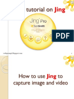 Tutorial on Jing
