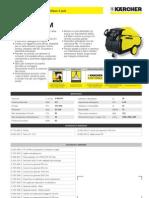 Idropulitrice a caldo Karcher HDS 850-4 M