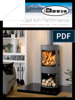 Dovre Stoves Brochure | Firecrest Stoves