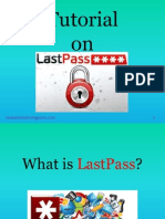 Tutorial on LastPass