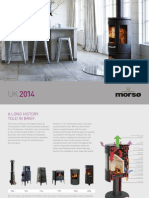 Morso Stoves Brochure | Firecrest Stoves