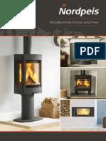 Nordpeis Stoves Brochure | Firecrest Stoves