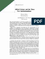 Political Studies (1996), XLIV, 936-957