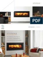 Stovax Riva Studio Brochure   Firecrest Stoves