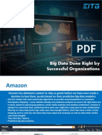 Big Data Done Right by Successful Organizations