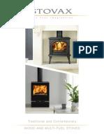 Stovax Stoves Brochure | Firecrest Stoves