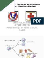 Ppt Referat Stem Cell Dr Abdul Gayum