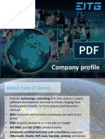 Euro IT Group Company Profile