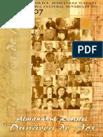 Almanahul Revistei Dunarea de Jos 2007