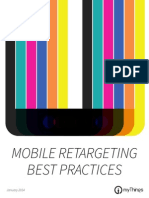 Mobile Retargeting Best Practices
