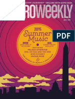 Metro Weekly - 07-09-15 - 4th Summer Music Issue