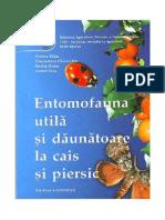 Entomofauna Utila Si Daunatoare La Cais Si Piersic