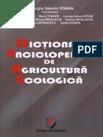 Dictionar Enciclopedic de Agricultura Ecologica