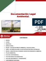 Presentación de Documentacion Ambiental