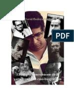 El Biógrafo Inexistente de Z y Otros Ensayos Autobiográficos - Frank David Bedoya Muñoz - Junio de 2015