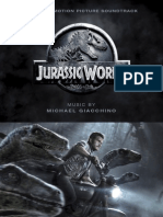 Digital Booklet - Jurassic World (Original Motion Picture Soundtrack)