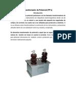 Transformador de Potencial y Bancos de Baterias