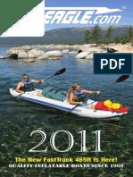 Sea Eagle Catalog 2011