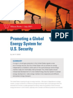 Promoting Global Energy System for Energy Security