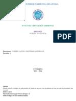 Reporte Huella Ecologica