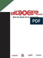 Horquilla BoXXer Race Guia - ESPANOL