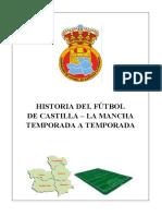 Historia Del fÚtbol de Castilla – La