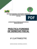 6 Practica Forense de Derecho Fiscal