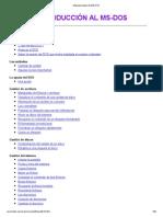 Manual Práctico de MS-DOS