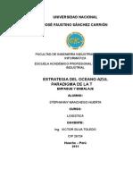 Tarea de Logistica Odeano Azul y Paradifma t