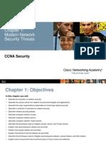 CCNAS Chapter 1 Slides