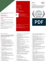 Ccnp Leaflet
