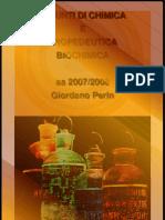 Chimica e Propedeutica biochimica-Giordano Perin