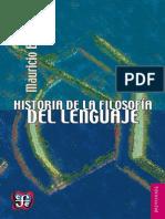 Beuchot Mauricio - Historia de La Filosofia Del Lenguaje