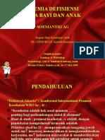 Aceh Anemia Defisiensi Ag Soemantri